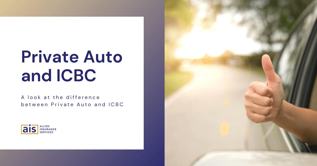 Private Auto and ICBC